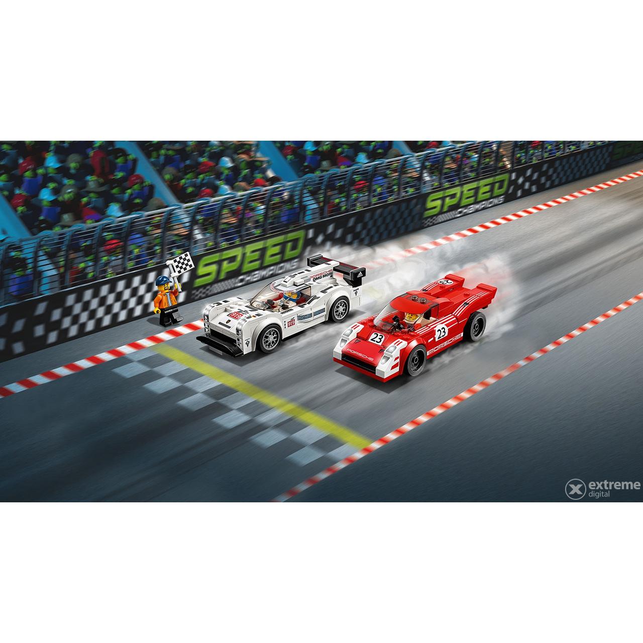 lego speed champions porsche 919 hybrid s 917k bokszutca 75876 extreme digital. Black Bedroom Furniture Sets. Home Design Ideas