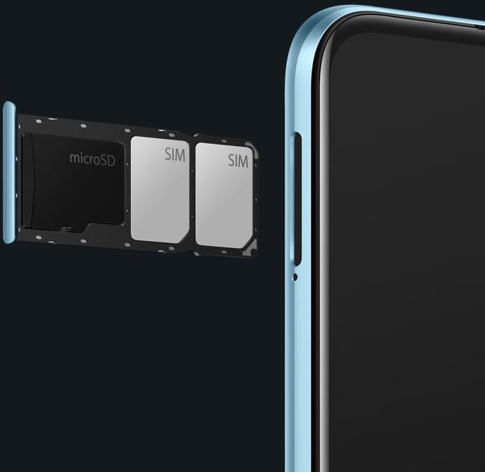 Realme 7i okostelefon