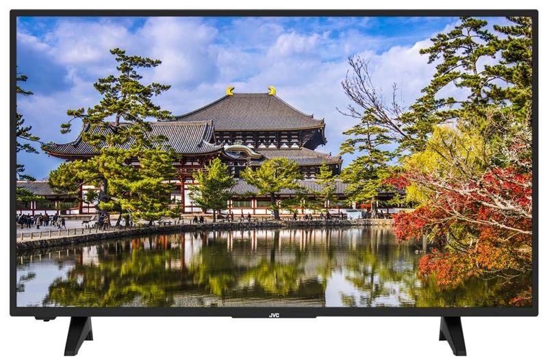 JVC LT58VU3005 4K UHD SMART LED televizija 01