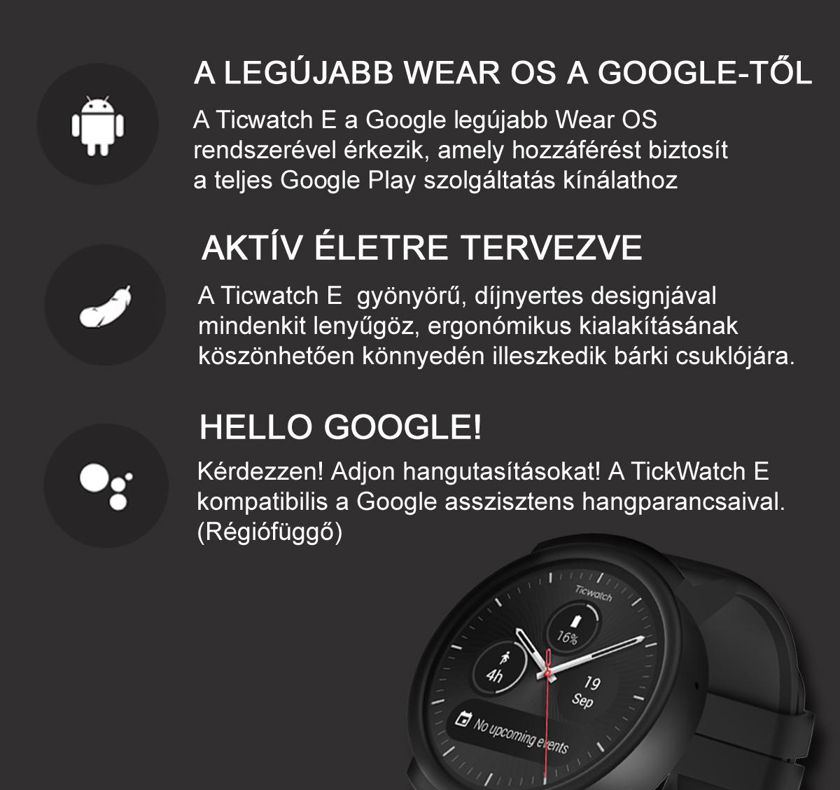 Ticwatch E Smartwatch_4