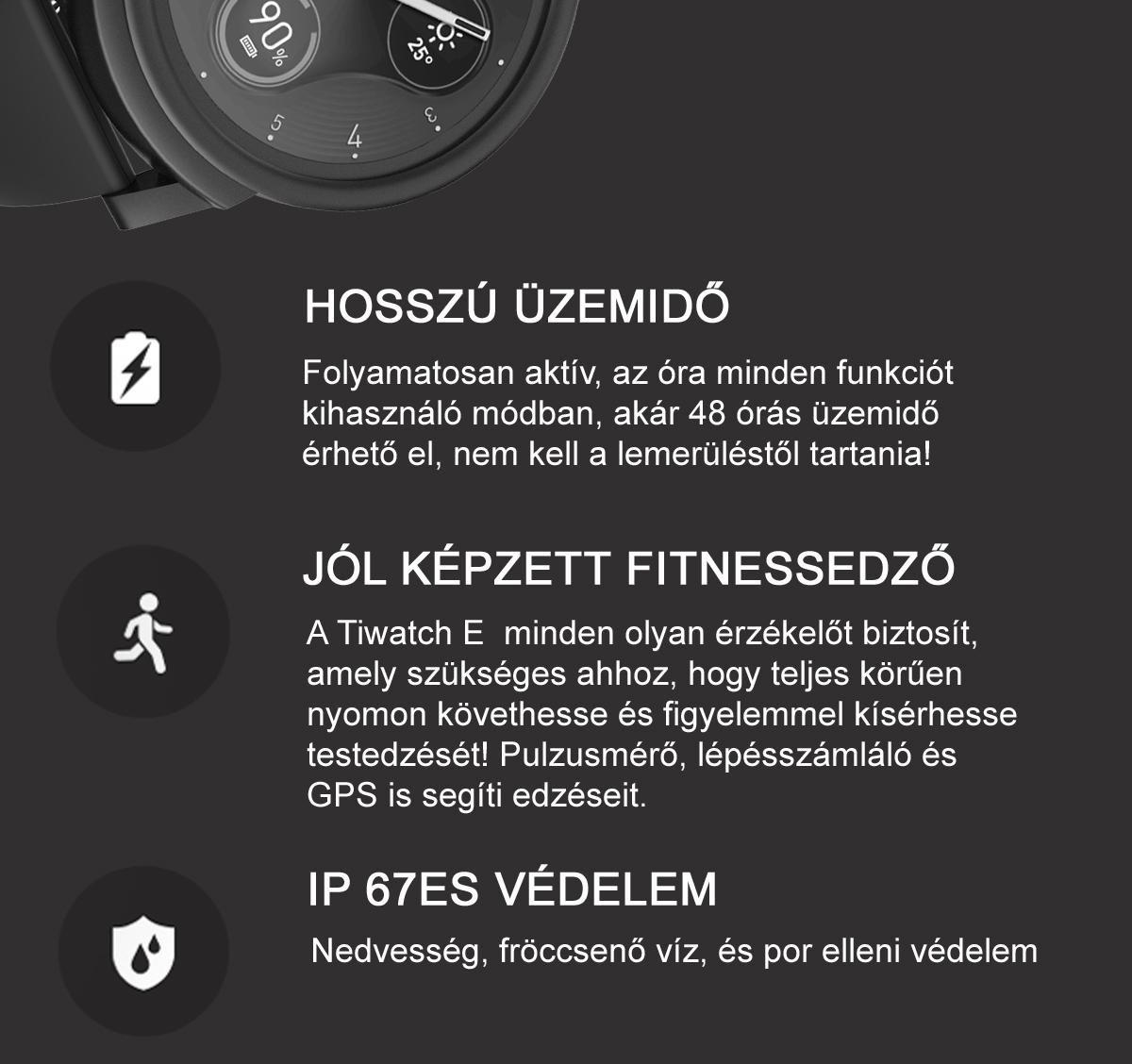 Ticwatch E Smartwatch_5