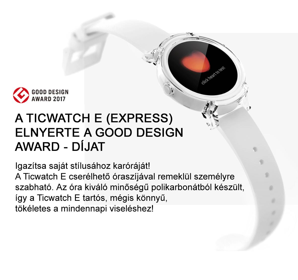 Ticwatch E Smartwatch_7