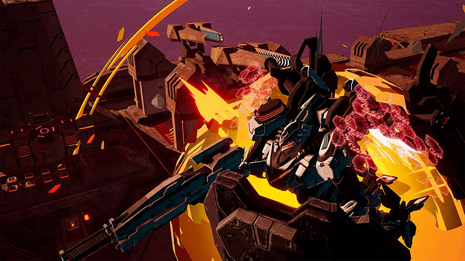 Daemon x Machina Nintendo Switch játékszoftver 01