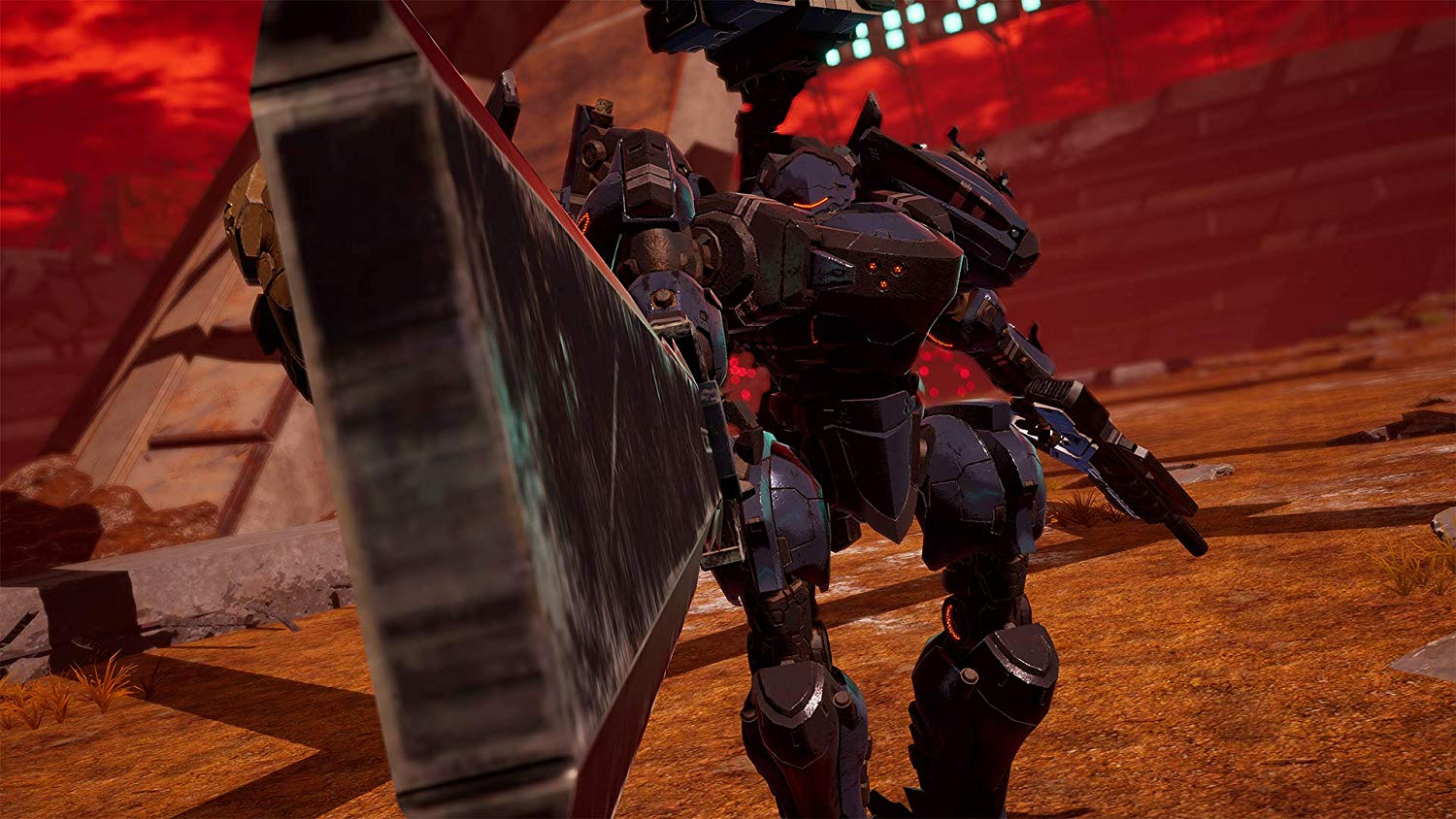 Daemon x Machina Nintendo Switch játékszoftver 02