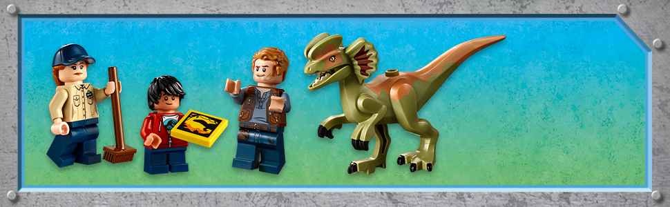 LEGO® Jurassic World 75934