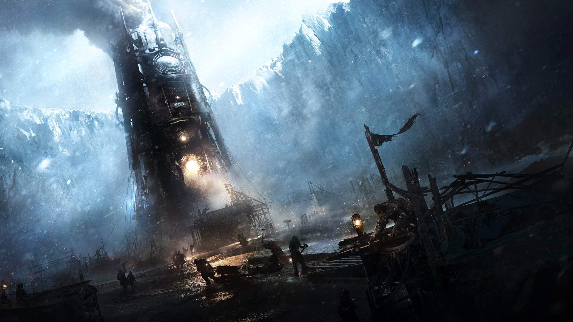 Frostpunk Game of the Year Edition PC játékszoftver_2