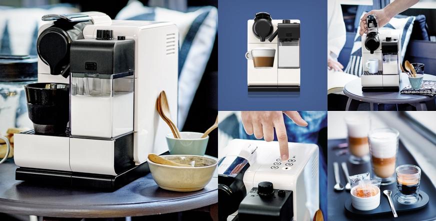 Nespresso-Delonghi Lattissima Touch