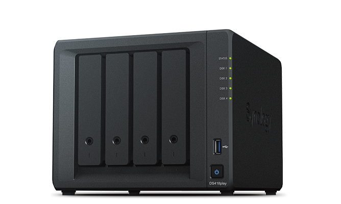 Synology NAS DS418play