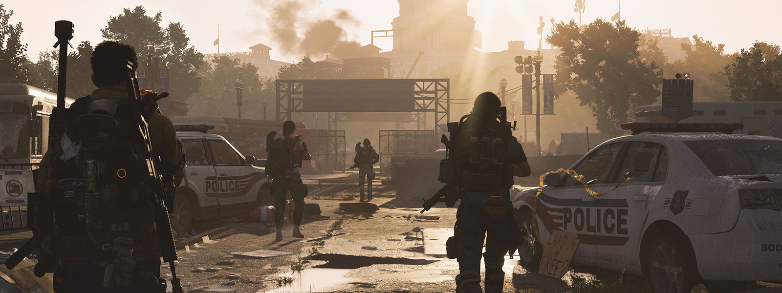 Tom Clancy`s The Division 2  játékszoftver