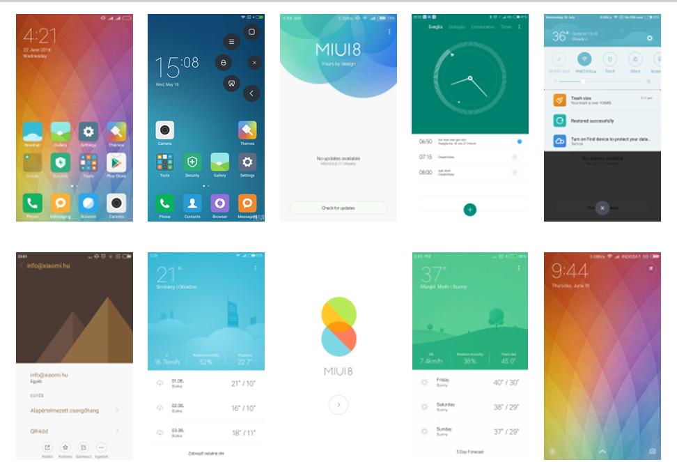 Xiaomi Redmi Note 5A 2GB16GB Dual SIM kártyafüggetlen okostelefon