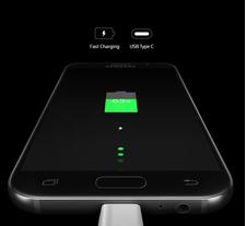 Samsung A520 Galaxy A5 (2017) kártyafüggetlen okostelefon, Black (Android)