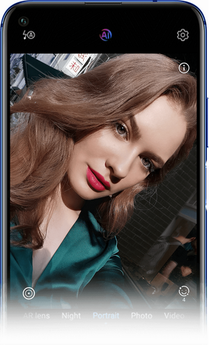 Honor 20 6GB/128GB Dual SIM kártyafüggetlen okostelefon, Zafírkék (Android) 09