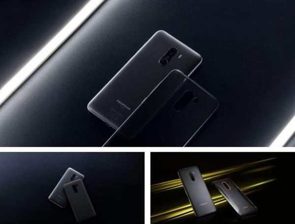 Xiaomi Pocophone F1 6GB/64GB Dual SIM kártyafüggetlen okostelefon, kék 13