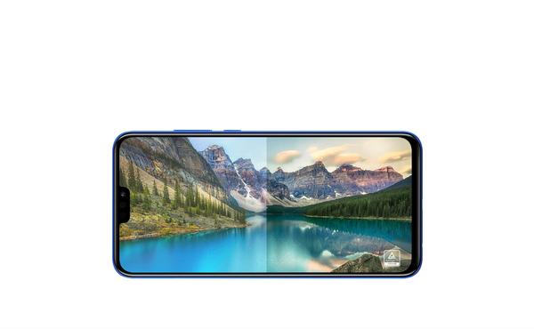 Honor 8X 4GB/128GB Dual SIM kártyafüggetlen okostelefon, fekete (Android) 04
