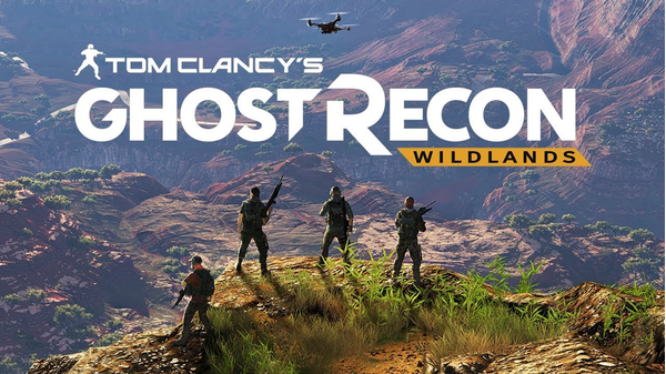 Tom Clancys Ghost Recon Wildlands Xbox One játékszoftver