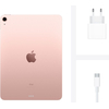 "Apple iPad Air 4 10.9"" (2020) Wi-Fi 256GB, rozéarany (MYFX2HC/A)"