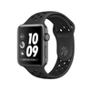 Apple Watch Nike+ GPS, 38mm, astrosivé (mqky2mp/a)
