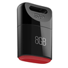 Silicon Power Touch T06 8GB USB 2.0 pendrive, fekete (SP008GB USB 2.0UF2T06V1K)