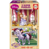 Educa Disney Sofia the First puzzle, 2x50 komada