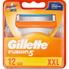 Rezerva de lame Gillette Fusion Manual, 12 bucati