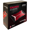 "HyperX Savage SSD 240GB SATA3 2,5"" 7mm (SHSS3B7A/240G Kingston) Upgrade Kit SSD"