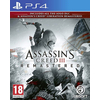 Assasins Creed 3 + Liberation Remastered PS4