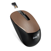 Mouse wireless Genius NX-7015 Rosy Brown Metallic, maro