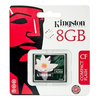 Kingston CF karta 8GB- paměťova karta