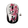 Logitech M325 Wireless Mouse Floral Spiral myš