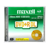 Maxell DVD+R 16x 8,5Gb Dual Layer disc DVD