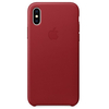 Apple iPhone X kožna futrola, (PRODUCT) RED (mqte2zm/a)