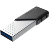 Silicon Power xDrive Z50 USB 3.1 64GB pendrive, fekete (SP064GBLU3Z50V1S)