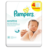 Pampers baba vlažne maramice Sensitive 4X56 komada