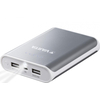 Power bank Varta Powerpack  10400 mAh, argintiu
