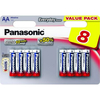 Panasonic Everyday Power LR6EPS-8BW AA ceruza 1.5V szupertartós alkáli elemcsomag (8db)