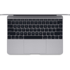 "Apple MacBook 12"" (2017) m3 1.2GHz,8GB,256GB,HD 615, magyar (HUN) bill., ezüst (mnyh2mg/a)"