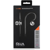Слушалки с микрофон за монитор  RHA MA750 prеmium In - Ear Monitor (IEM)