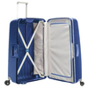 Куфар Samsonite S Cure Spinner 81 cm,тъмно син