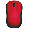 Mouse gaming wireless Logitech M220 Silent, rosu