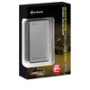 "Carcasă HDD Sharkoon QuickStore Portable Pro U3 2,5"" Sata  USB3.0, argintiu"