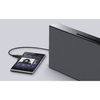 Hi-Fi система SONY CMT-X7CD  Bluetooth® сребърна