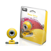Cameră web Sweex Mango Yellow USB, galben