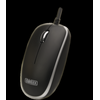 Mouse notebook optic Sweex USB, argintiu