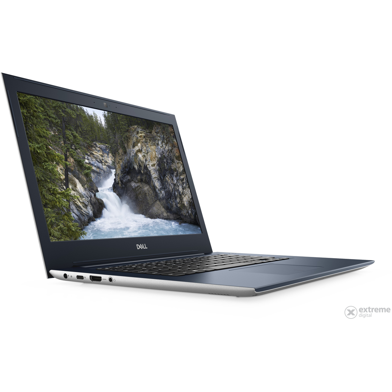 "Dell Vostro 5471 14"" N2204RPVN5471EMEA01_1905 FHD notebook, ezüst +Windows 10 Pro"