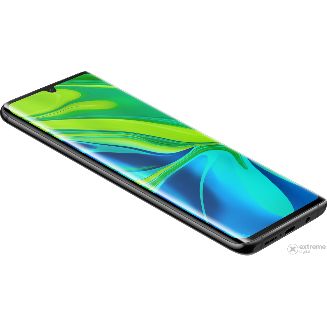 Xiaomi Mi Note 10 6GB/128GB Dual SIM pametni telefon, Midnight Black (Android)