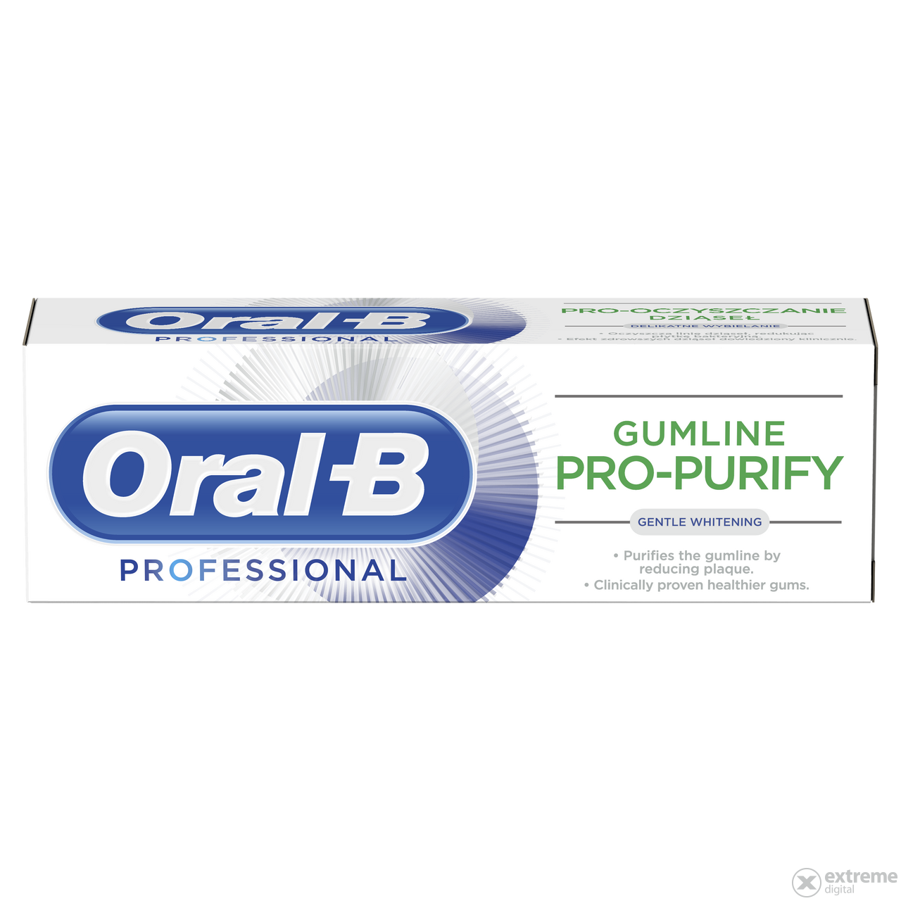 Oral-B Gum Pro-Purify Extra Fresh fogkrém, 75ml