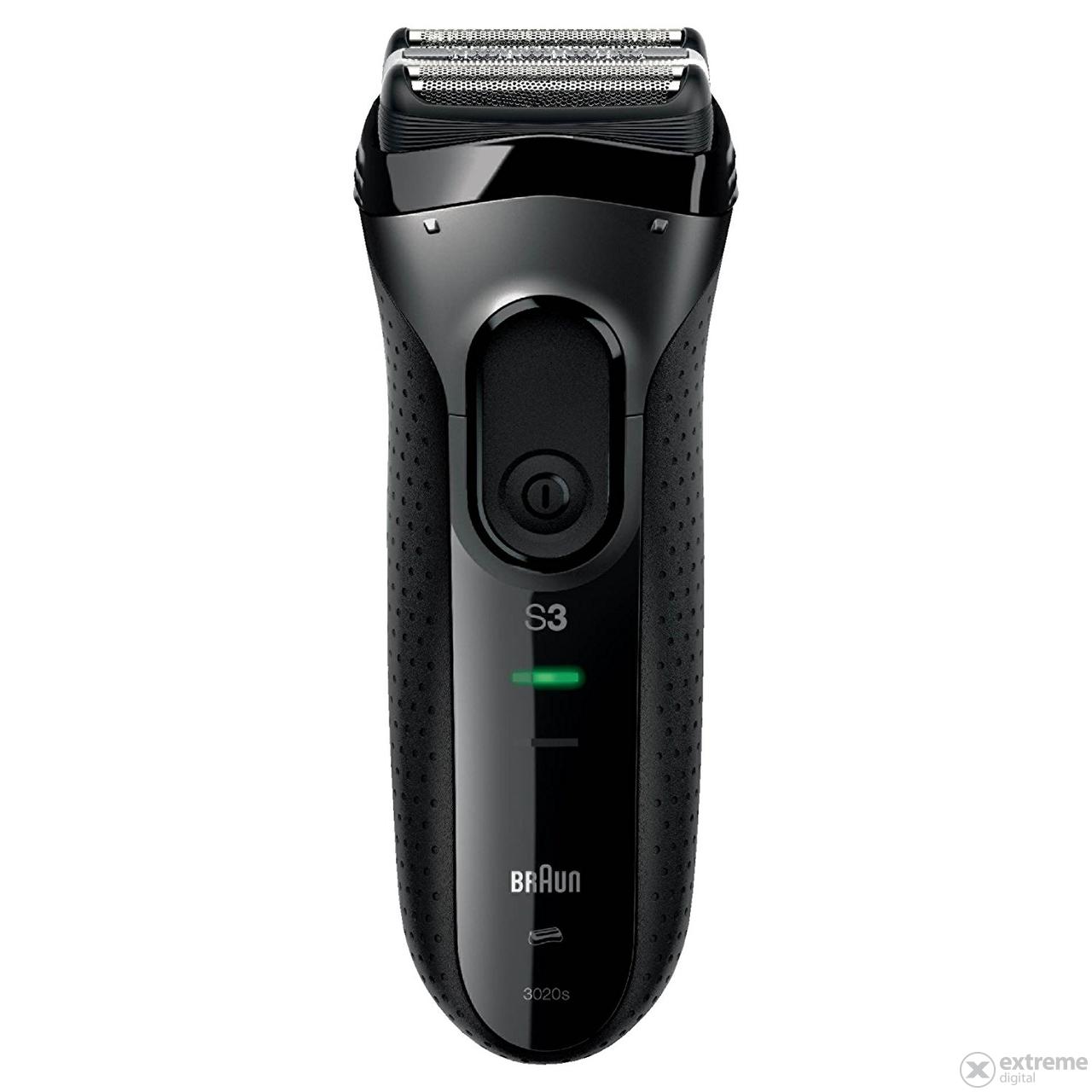 Braun 3-3020 Borotva fekete  467be6dd2f