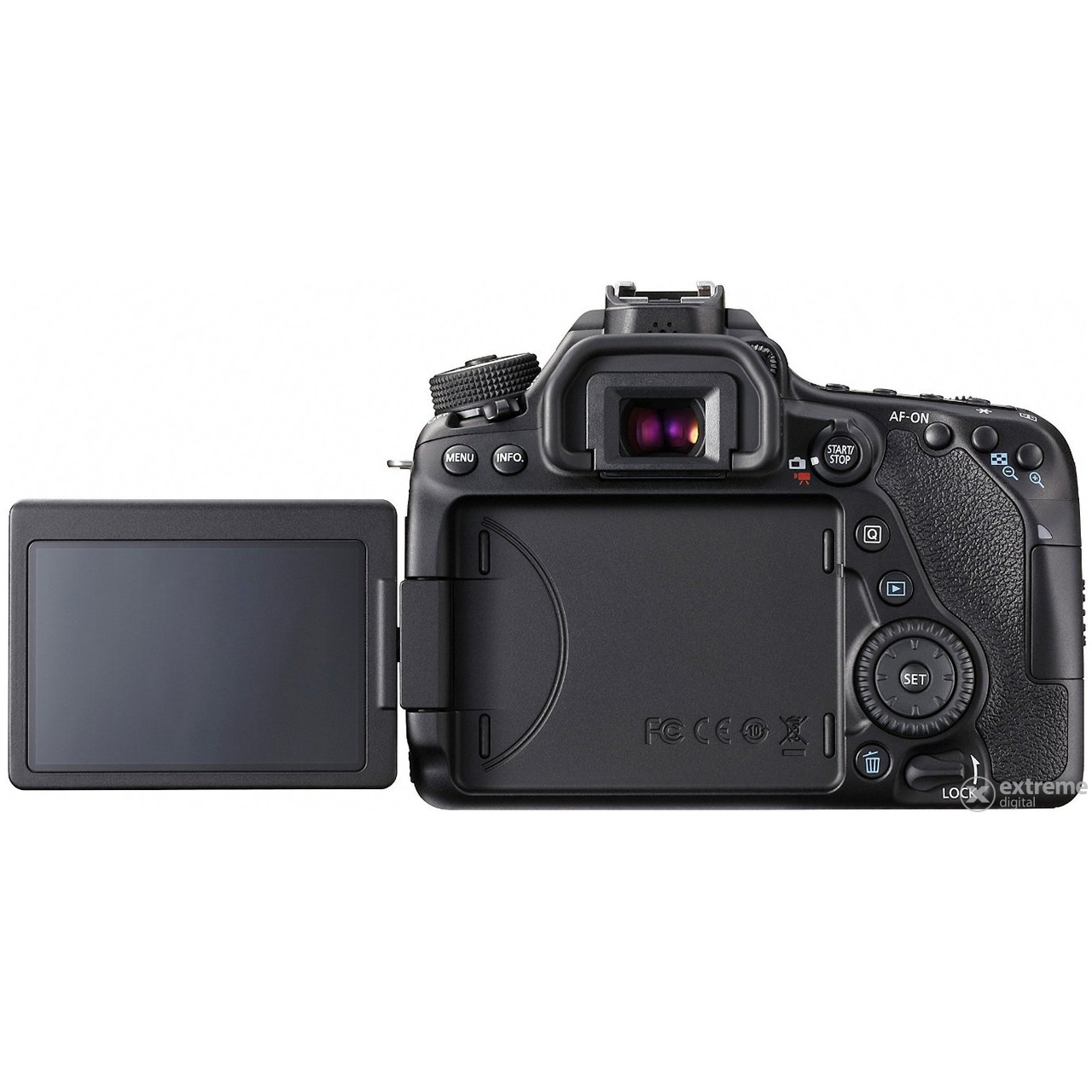Canon Eos 80d Kamera Gehuse Extreme Digital Powershot G1 X Mark Ii Paket
