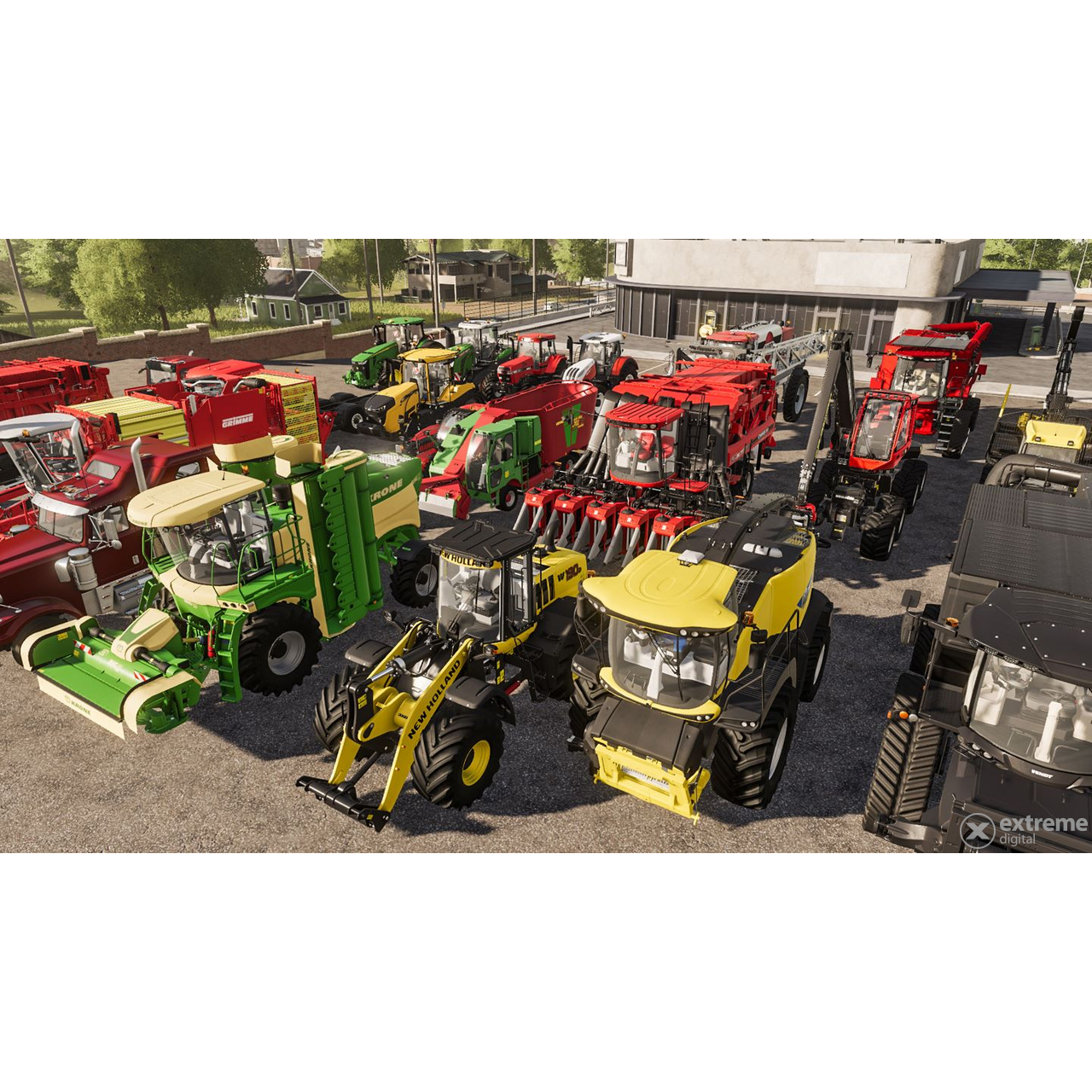 Farming Simulator 19 за  PC