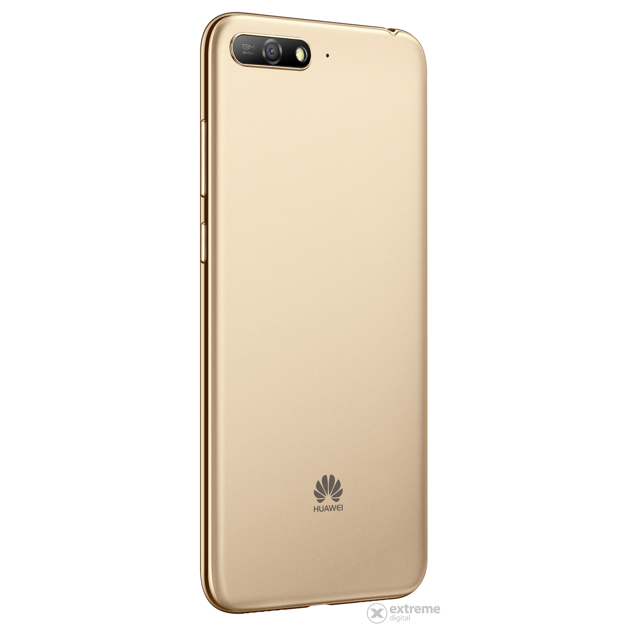 Telefon Huawei Y6 (2018) Dual SIM, Gold (Android ...